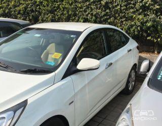 2012 Hyundai Verna 1.6 SX CRDI (O) AT