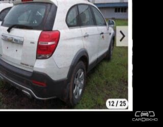 2015 Chevrolet Captiva 2.2 AT AWD