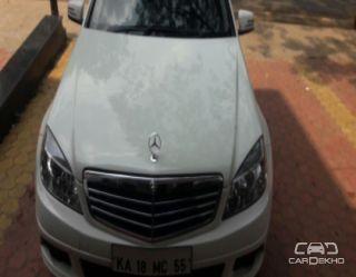 2011 Mercedes-Benz New C-Class C220 CDI Executive Edition