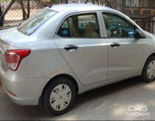 2018 Hyundai Xcent 1.2 CRDi E
