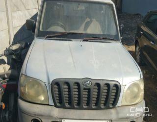 2002 Mahindra Scorpio 2.6 DX