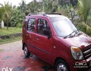 2008 Maruti Wagon R LXI Minor