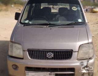 2002 Maruti Wagon R LXI BSIII