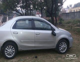 2012 Toyota Etios Liva G Plus