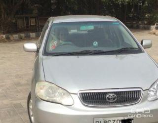 2003 Toyota Corolla H4