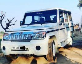 2014 మహీంద్రా బోరోరో SLX 2WD BSIII