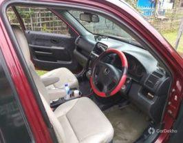 2004 Honda CR-V 2.4 4WD AT