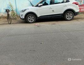 2018 Hyundai Creta 1.6 CRDi SX