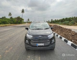 2017 Ford Ecosport 1.5 Ti VCT MT Titanium BSIV