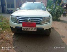 2012 Renault Duster 85PS Diesel RxL Optional