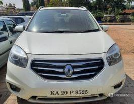 2012 Renault Koleos 2.0 Diesel