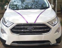 2019 Ford Ecosport 1.5 Diesel Titanium BSIV