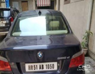 2008 BMW 5 Series 2007-2010 525d Sedan
