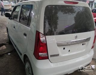 2018 Maruti Wagon R LXI Optional