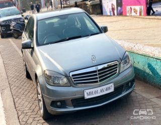 2010 Mercedes-Benz New C-Class C 220 CDI Elegance AT