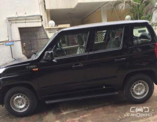 2018 Mahindra TUV 300 T4 Plus