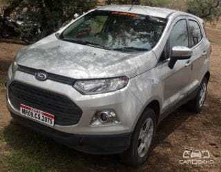 2016 Ford EcoSport 1.5 TDCi Ambiente