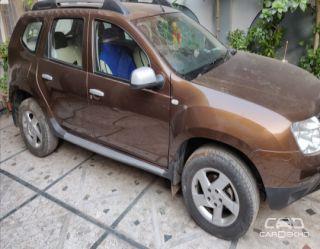 2012 Renault Duster 110PS Diesel RxZ