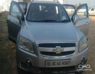 2008 Chevrolet Captiva 2.0L VCDi