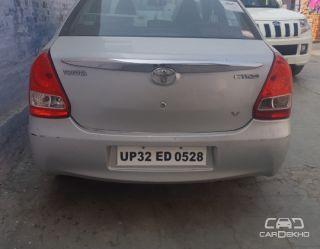 2012 Toyota Etios V