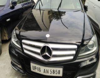 2012 Mercedes-Benz New C-Class C 220 CDI Elegance MT