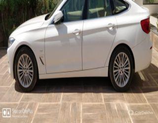 2017 BMW 3 Series 320d GT Luxury Line
