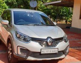 2017 Renault Captur 1.5 Diesel RXT