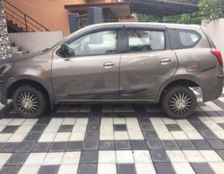 2016 Datsun GO Plus T Option BSIV
