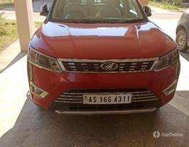 2019 Mahindra XUV300 W8 Option Dual Tone Diesel BSIV