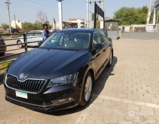 2018 Skoda Superb Style 1.8 TSI AT