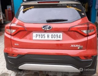 2019 Mahindra XUV300 W8 Option Dual Tone