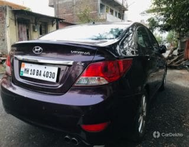 2012 Hyundai Verna 1.6 SX CRDi (O)