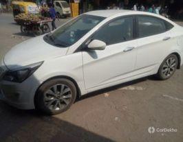 2015 Hyundai Verna 1.6 CRDi SX