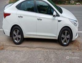 2018 Hyundai Verna CRDi 1.6 AT SX Plus