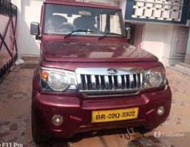 2012 महिंद्रा बोलेरो SLE