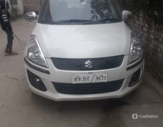 2017 Maruti Swift VXI Optional