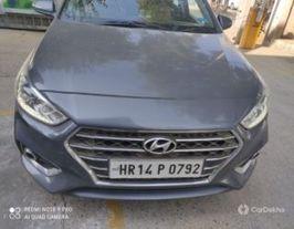 2018 Hyundai Verna CRDi 1.6 SX