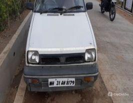 2002 Maruti 800 AC BSII