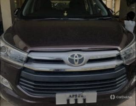 2017 Toyota Innova Crysta 2.4 VX MT BSIV