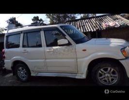 2013 Mahindra Scorpio VLX 2WD AIRBAG SE BSIV