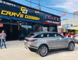 2019 Land Rover Range Rover Velar D180 R-Dynamic హెచ్ఎస్ఈ