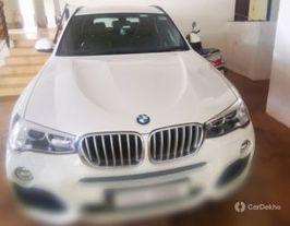 2017 BMW X3 xDrive30d M Sport