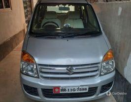 2011 Maruti Wagon R LXI BSIII