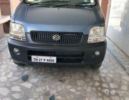 2000 Maruti Wagon R LXI BSIII
