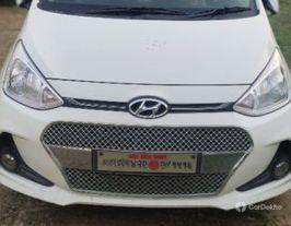 2017 Hyundai Grand i10 1.2 Kappa Sportz Option AT