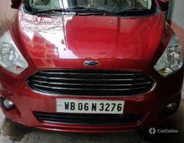 2016 ಫೋರ್ಡ್ ಫಿಗೋ Aspire 1.2 Ti-VCT ಟೈಟಾನಿಯಂ Plus