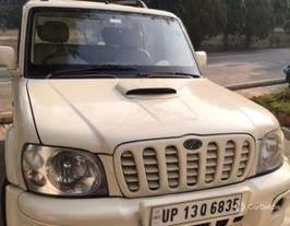 2008 మహీంద్రా స్కార్పియో SLX 2.6 టర్బో 7 Str