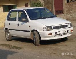 2002 Maruti Zen LXI