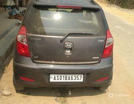 2012 Hyundai i10 Sportz Option