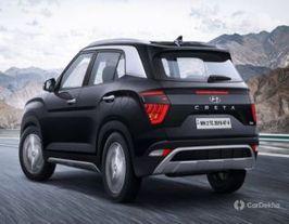 2021 Hyundai Creta SX